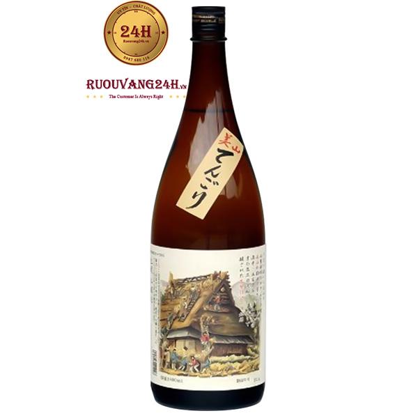 Rượu Oishi Sake Miyama Tengori 720ML