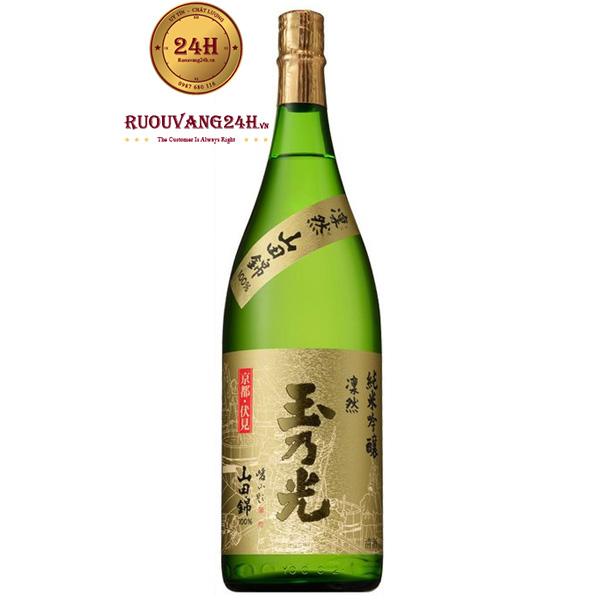 Rượu Sake Junmai Ginjo Rinzen – Sake Nhật Bản Giá Rẻ