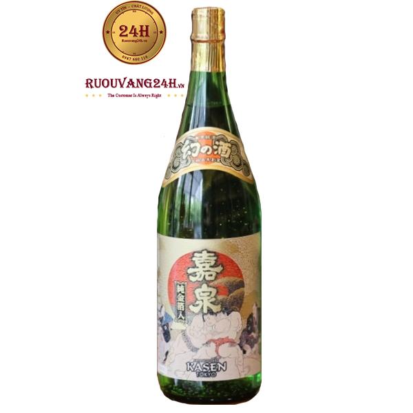 Rượu Sake Vảy Vàng Tamura Gold Sake