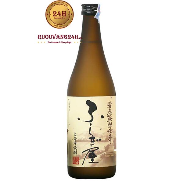 Rượu Shochu Fushigiya Nhật Bản