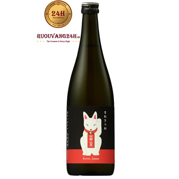 Rượu Shochu Junmai Manekitune