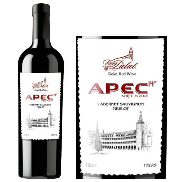 Rượu Vang Đà Lạt Apec