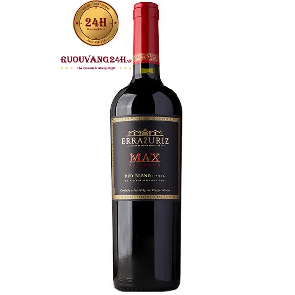 Rượu Vang Chile Max Reserva Blend