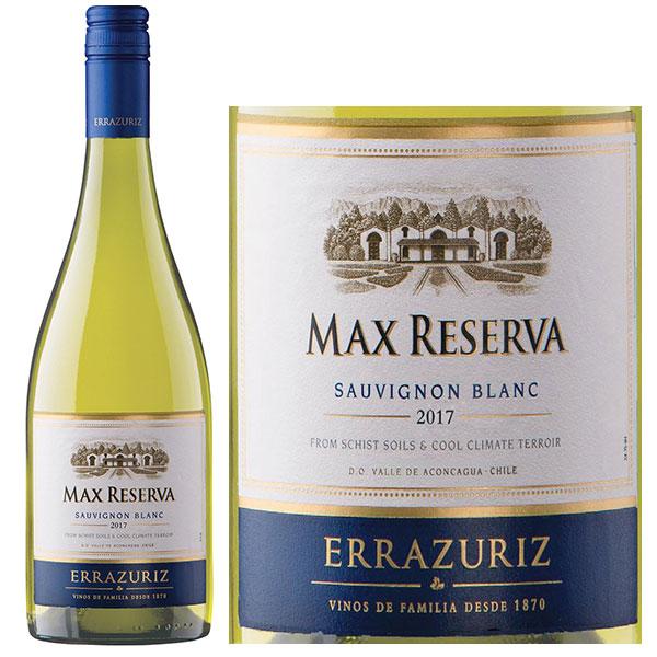 Rượu Vang Max Reserva Sauvignon Blanc