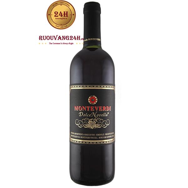 Rượu Vang Monteverdi Dolce Novella – Rượu Vang Hoàng Đế