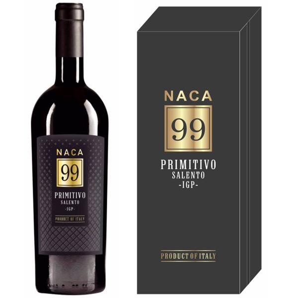 Rượu Vang NACA 99 Primitivo Salento