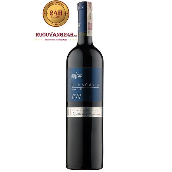 Rượu Vang Ochagavia 1851 Reserva Cabernet Sauvignon
