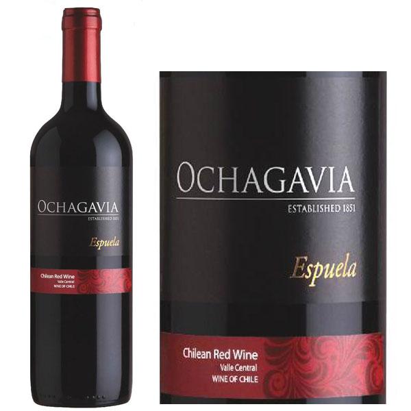 Rượu Vang Ochagavia Espuela Red