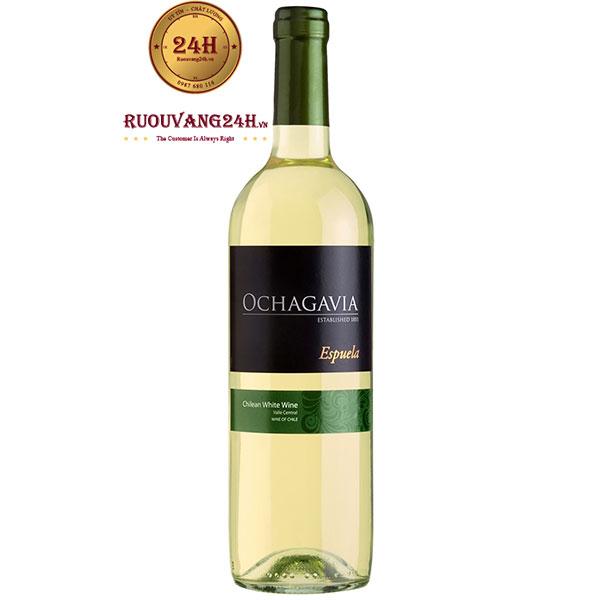 Rượu Vang Ochagavia Espuela White
