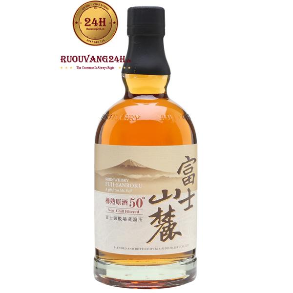 Rượu Whisky Fuji – Sanroku 50 Độ