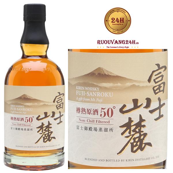 Rượu Whisky Fuji – Sanroku