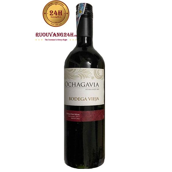 Rượu vang Ochagavia Bodega Vieja Red
