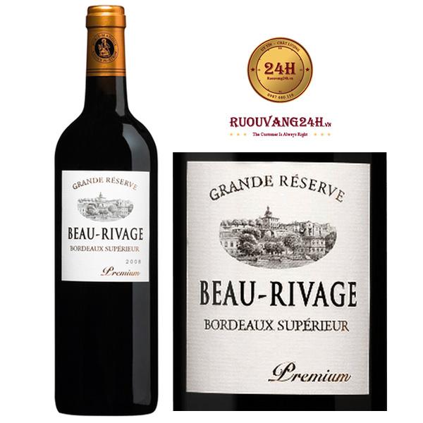 Rượu Vang Beau Rivage Bordeaux Superieur