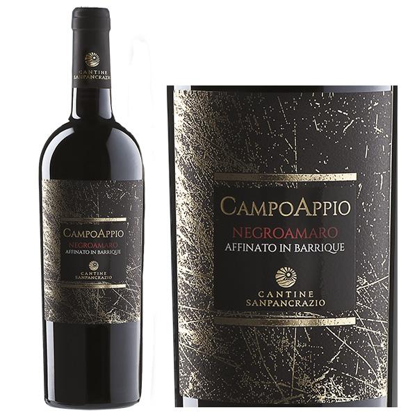 Rượu Vang Campo Appio Negroamaro