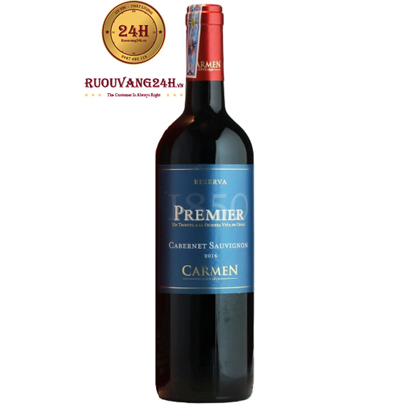 Rượu Vang Carmen Premier Reserva Cabernet Sauvignon