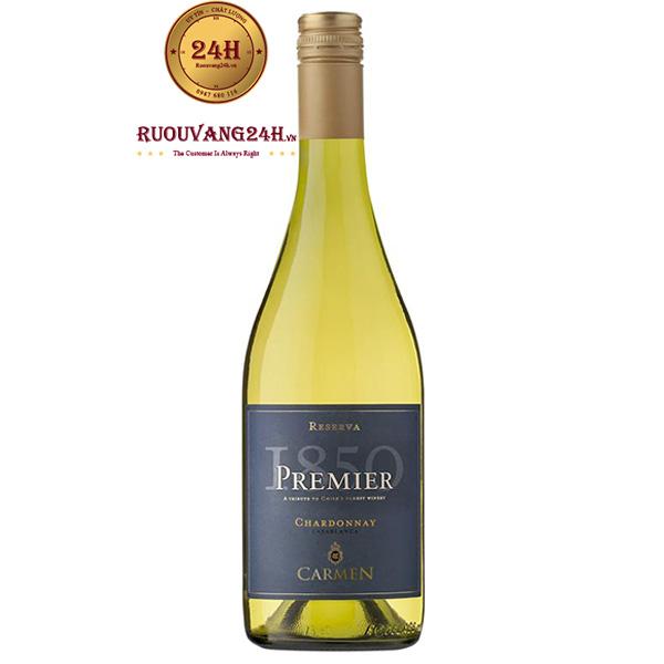 Rượu Vang Carmen Premier Reserva Chardonay