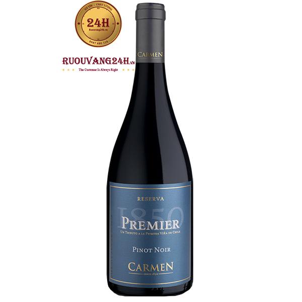 Rượu Vang Carmen Premier Reserva Pinot Noir