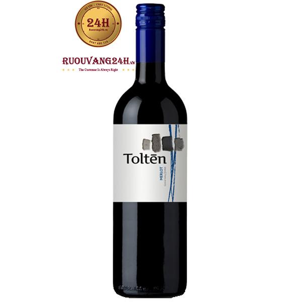Rượu Vang Carmen Tolten Merlot