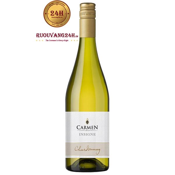 Rượu Vang Chile Carmen Insigne Chardonay