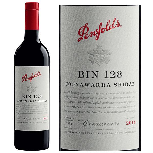 Rượu Vang Penfolds Bin 128