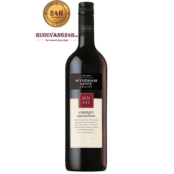 Rượu Vang Wyndham Bin 444