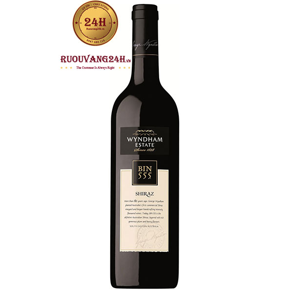 Rượu Vang Wyndham Bin 555
