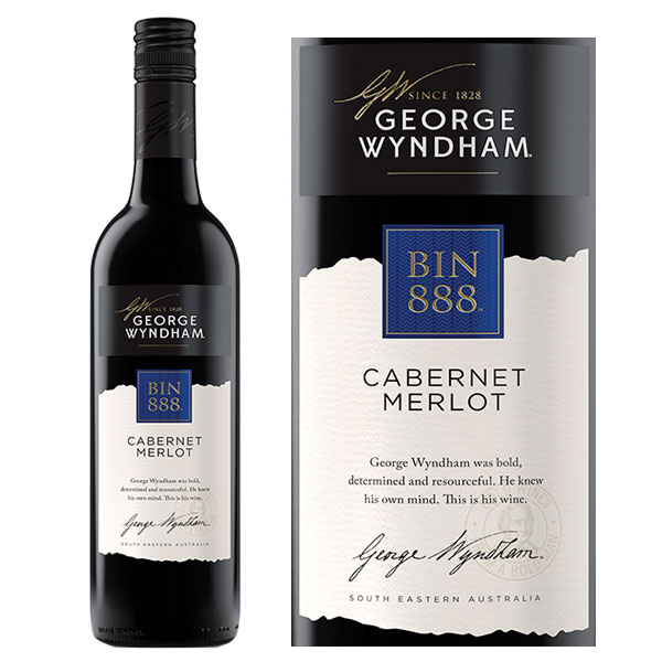 Rượu Vang Wyndham Bin 888
