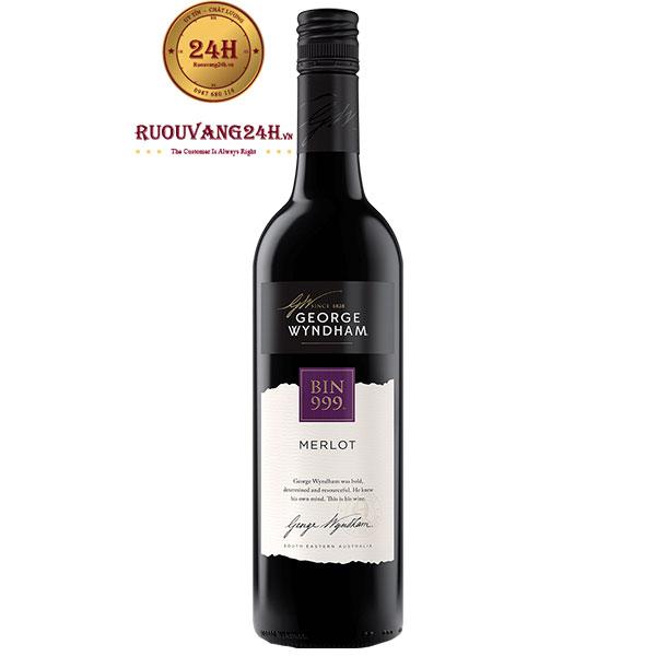 Rượu Vang Wyndham Bin 999