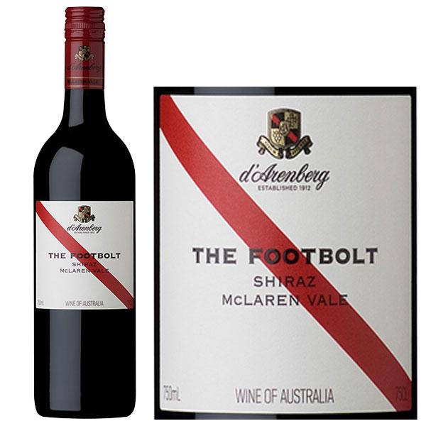Rượu Vang D'Arenberg The Footbolt Shiraz