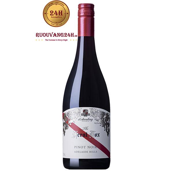 Rượu Vang The Feral Fox Basket Pressed Pinot Noir