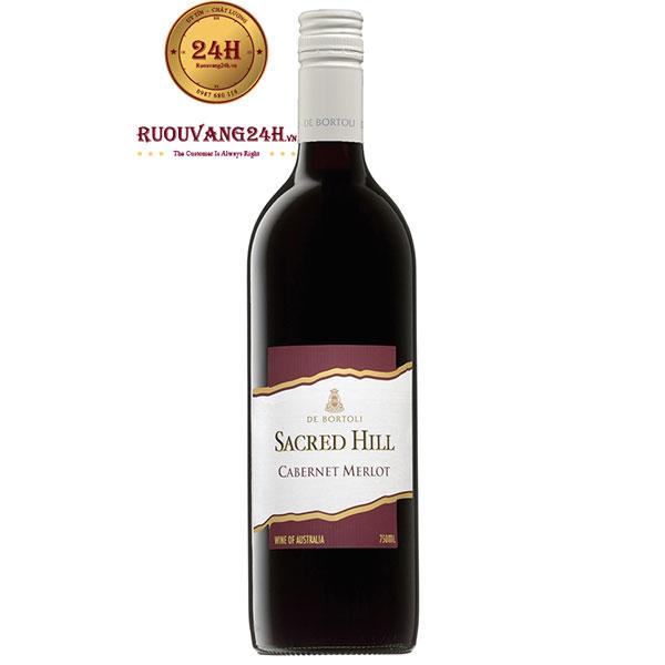 Rượu Vang De Bortoli Sacred Hill Cabernet – Merlot
