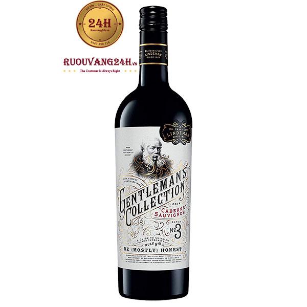 Rượu Vang Lindeman's Gentleman's Collection Cabernet Sauvignon