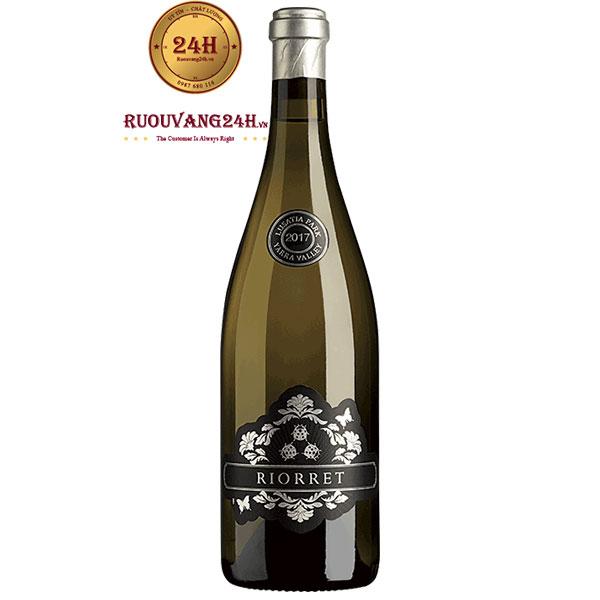 Rượu Vang Riorret Lusatia Park Chardonnay