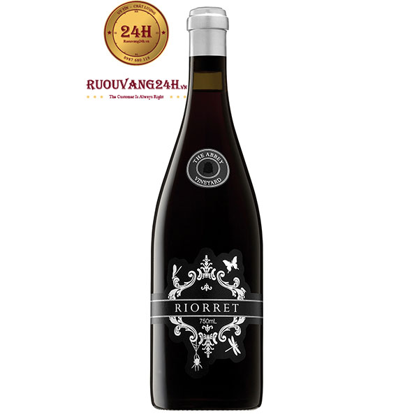 Rượu Vang Riorret The Abbey Pinot Noir