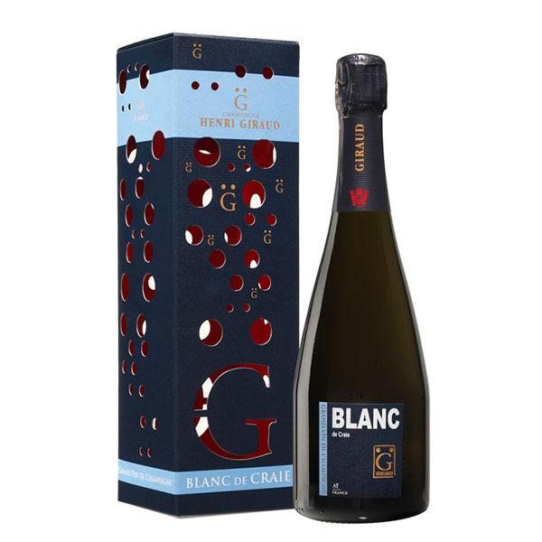 Rượu Champagne Henri Giraud Blanc De Craie