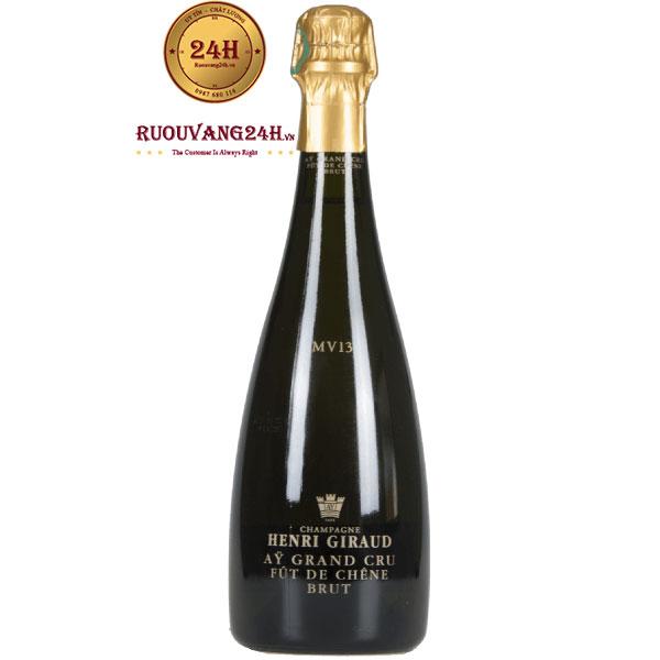 Rượu Champagne Henry Giraud Aÿ Grand Cru MV13
