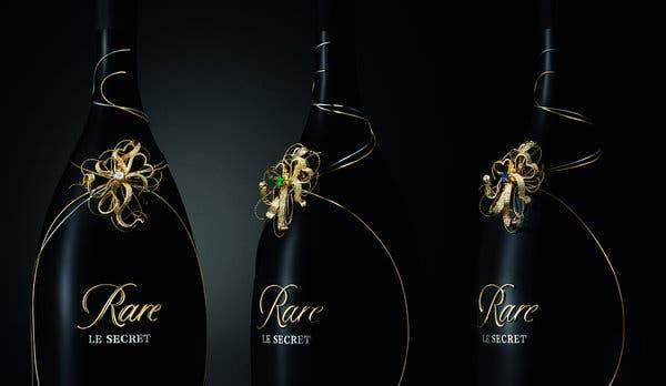 Rượu Champagne Rare Le Secret