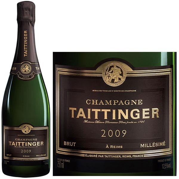 Rượu Champagne Taittinger Brut Millesime