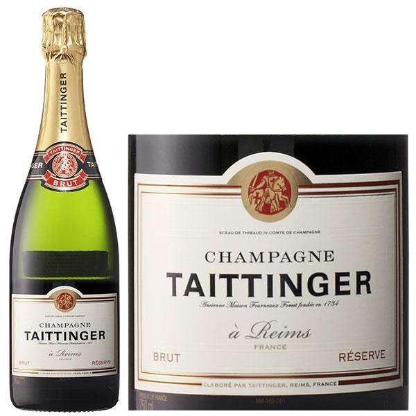 Rượu Champagne Taittinger Brut Reserve