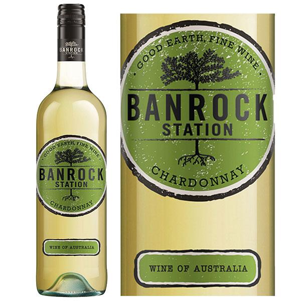 Rượu Vang ÚC Banrock Station Chardonnay