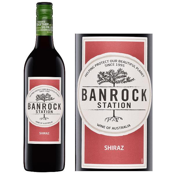 Rượu Vang ÚC Banrock Station Syrah
