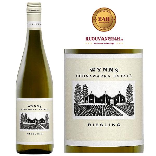 Rượu Vang ÚC Wynns Coonawarra Estate Riesling