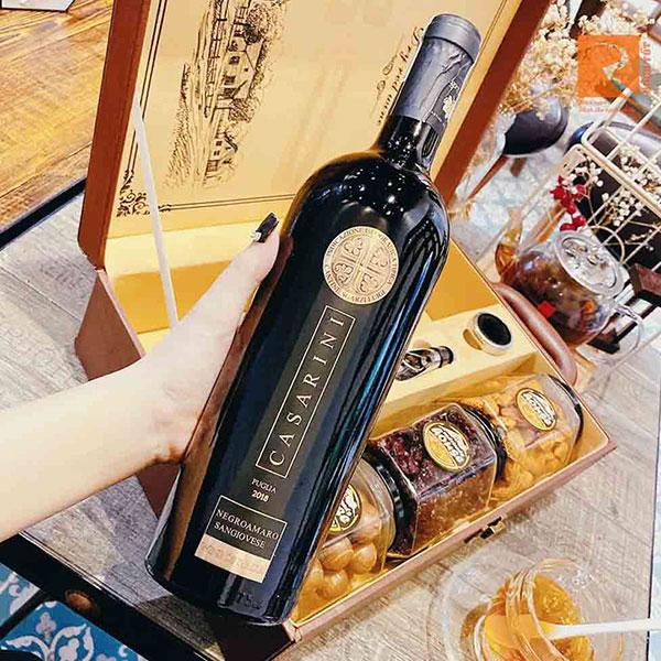 Rượu Vang Ý Casarini