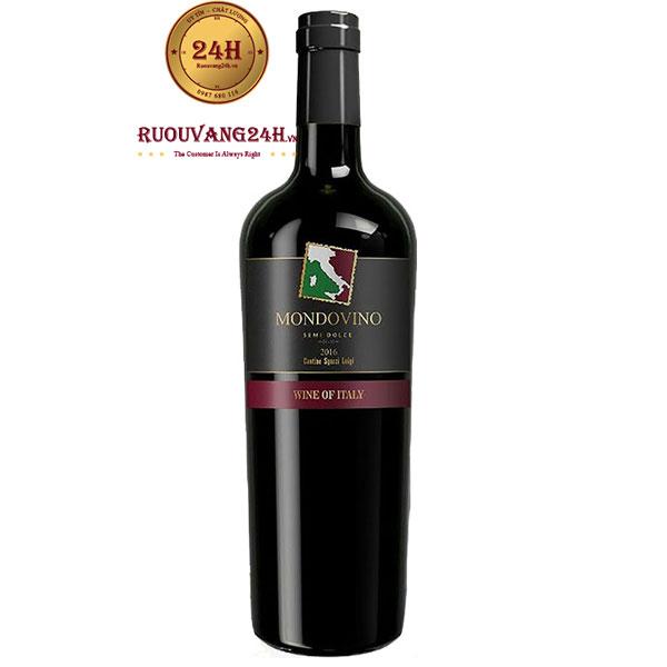 Rượu Vang Ý Mondovino – Vang Ngọt Giá Rẻ