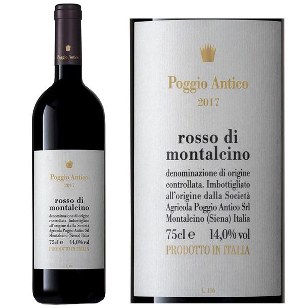 Rượu Vang Ý Rosso Di Montalcino