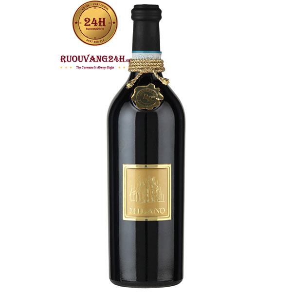 Rượu Vang Ý Salvano Milano