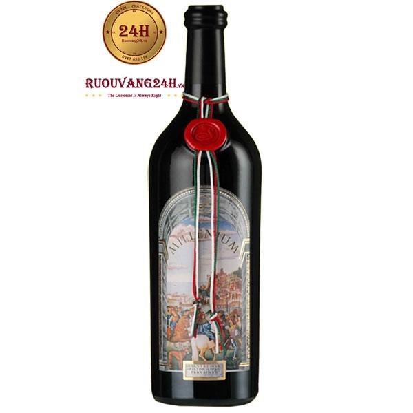 Rượu Vang Ý Salvano Millenium Nebbiolo