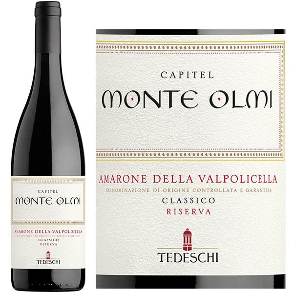 Rượu Vang Ý Tedeschi Monte Olmi