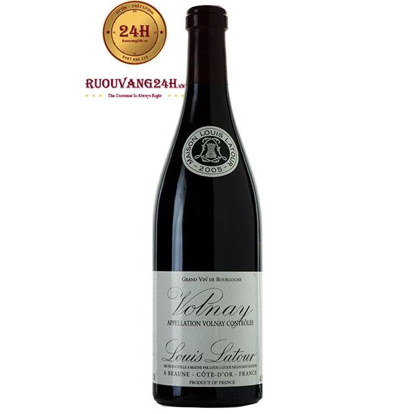 Rượu Vang Đỏ Louis Latour Volnay