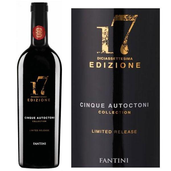 Rượu Vang 17 Edizione